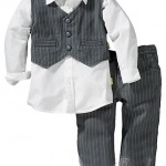 5sets-lot-Baby-boy-s-Clothing-Set-long-sleeve-T-shirt-vest-pants-baby-wear