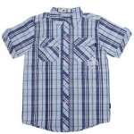 blue-checked-100-cotton-boys-shirt