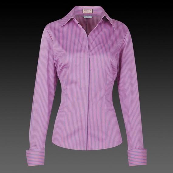 Wonderful Designer Formal Shirt For Women Ladies Formal Shirt Check Formal Shirt